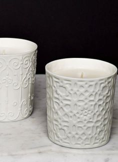 Perfumed candles by Alix d Reynis #thecollection #AlixDReynis
