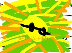 """""""Sunshine sundae""""  - Iipo Hanhela"""