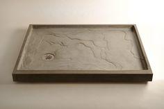 Decorative Concrete Tub