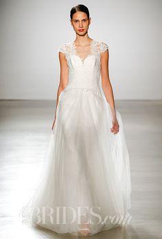 Brides.com: . Wedding Dress by Amsale