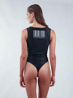 Angel Black Deep V Swimsuit by PANK by thepusspuss on Etsy Swimsuits, Swimwear, Bodysuit, Angel, One Piece, Deep, Etsy, Black, Tops