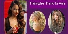 Latest Hairstyles Trend In Asia 2017 For Girls; In this newsletter you will find new women hairstyles style some of these designs are brand new Tips For Dry Hair, Beauty Tips For Skin, Hair Care Tips, Beauty Hacks, Curly Hair Care, Curly Hair Styles, Latest Hairstyles, Medium Hairstyles, Glowing Skin