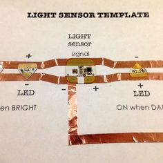 """Introduction Beginner tutorials to help you get started with paper circuits! Each tutorial comes with free a downloadable template for classroom use. Introduction to Copper Tape Learn the difference between conductive vs. non-conductive adhesive tapes and how to """"draw"""" with copper tape Simple Circuit Tutorial Turn on one LED. Parallel Circuit Tutorial Turn on Multiple..."""
