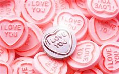 The Love Hearts factory: where love blossoms