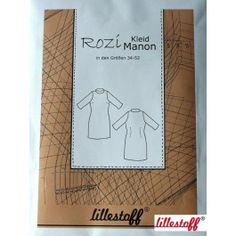 Schnittmuster Kleid MANON