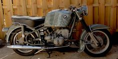 The Zen And Art...1969 BMW R50/2 - http://barnfinds.com/the-zen-and-art-1969-bmw-r502/