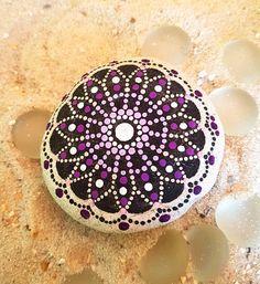 Gift idea garden trend mandala stone Sri Ram dot