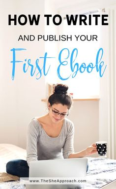 If you ever wondered how to write, format, publish and sell an ebook for profit, you're in the right place.  Click over to find out how to become an ebook author and self-publish your ebook on Amazon Kindle or on your own website. Find out my best tips for bloggers who want to write an ebook, along with more advice on how to publish and sell it to make money blogging.  #digitalproducts #infoproducts #digitalentrepreneur Content Marketing, Affiliate Marketing, Online Marketing, Digital Marketing, Inbound Marketing, Marketing Videos, Marketing Strategies, Media Marketing, Earn Money Online