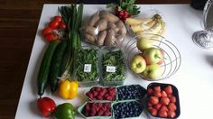 Fresh & healty @market