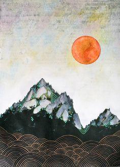 Autumn Sun by Cathy McMurray