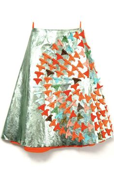 skirt with kites by Alison Willoughby, http://www.alisonwilloughby.com/