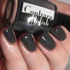 Lavish Layerings: Contrary Polish A Box, Indied Exclusive: Be Merry (December 2014)
