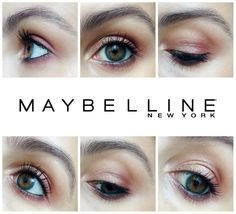 Tutorial Usando Apenas Maybelline | New in Makeup