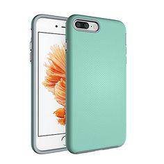 iPhone 7 Plus Case, (Mint) Shock Drop Protection [Armor S...