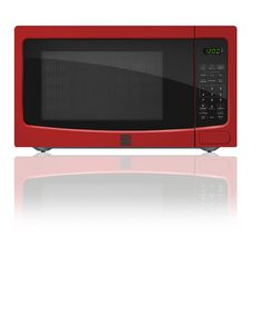 Kenmore 1.1 cu. ft. Countertop Microwave Oven - Red - 73116