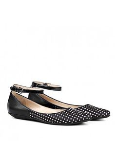 Pointed toe flats - Kirby