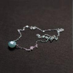 karenina necklace by elephantine by elephantine on Etsy, $37.00