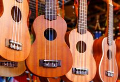 What size Ukulele should I buy?   A great guide for people trying to pick their first ukulele.