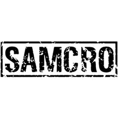 Pix For > Samcro Logo Vector