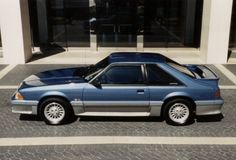 1989 Ford Mustang GT, mine was black. I miss that car.