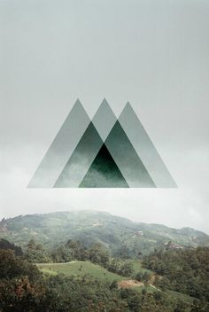 triangles. design
