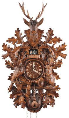 Hunting Cuckoo Clocks