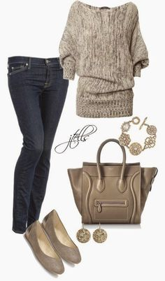 cute winter comfy