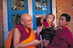 Dilgo Khyentse Yangsi Rinpoche & Tulkshi Rinpoche