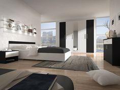 Chambre adulte design ou contemporaine