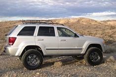 Jeep Grand Cherokee WK (2005-2010) as ExPo vehicle - Expedition Portal