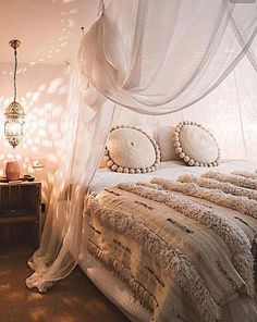 Bohemian bedroom decor and design ideas home decor bedroom, be Stylish Bedroom, Shabby Chic Bedrooms, Cozy Bedroom, Modern Bedroom, Contemporary Bedroom, Master Bedroom, Dream Bedroom, Summer Bedroom, Bedroom Curtains