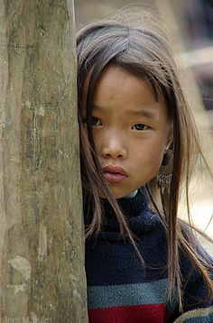 Beautiful children from around the world