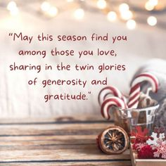 Christmas gratitude and generosity quotes and sayings for families and friends. Ask your children two questions this Christmas. First: What do you want to give to others for Christmas? Second: What do you want for Christmas? The first fosters generosity of heart and an outward focus. The second can breed selfishness if not tempered by the first. #christmasgeneroistyquotes #merrychristmassayings #merrychristmasseasonquotes Merry Christmas Wishes Quotes, Short Christmas Wishes, Christmas Messages, Christmas Humor, Jesus Sayings, Jesus Quotes, Generosity Quotes, Inspirational Christmas Message, Wishes For Friends