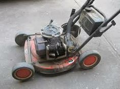 Lawn Mower Lawn And Vintage On Pinterest