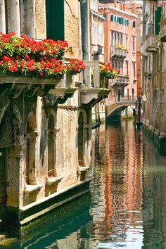 Italian House, Venice Italy