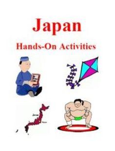 Japan, Hands-On Activities presents hands-on activities involving arts, crafts, cooking, and historical aids all on the thematic study of Japan....