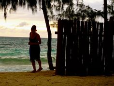 Morning meditation: Turtle Island, Fiji