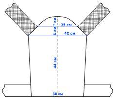 Resultado de imagen para como hacer un mei tai