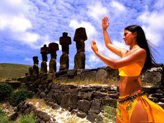 woman-in-costume-at-ahu-tongarriki-tapati-festival-rapa-nui-easter-island-chile