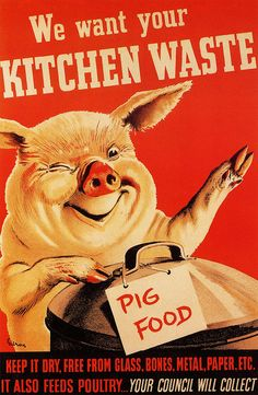 Winking Piggy by paul.malon, via Flickr