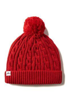 poma beanie Beanies, Winter Hats, Cotton, Stuff To Buy, Men, Fashion, Moda, Fashion Styles, Beanie