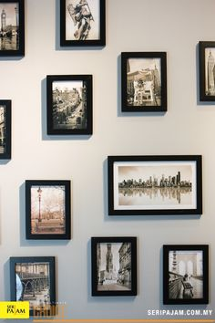 You can really bring some personality into your space by adding a pretty piece of photo or two. Depending on how much wall space you have, you can even try bringing in a bunch of pieces and doing a gallery wall. Wall Spaces, Dining Area, Your Space, Decorative Items, Creative Ideas, Terrace, Personality, Gallery Wall, Advertising