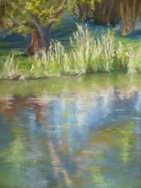 Au bord de l'eau - Bord de l'étang