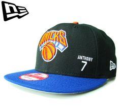【ニューエラ】【NEW ERA】9FIFTY NEW YORK KNICKS カーメロ・アンソニーモデル ブラックXブルーXオレンジ スナップバック【CAP】【newera】【帽子】【ニューヨーク・ニックス】【snapback】【snap back】【carmelo anthony】【NBA】【バスケ】【黒】【NY】【BLACK】【楽天市場】