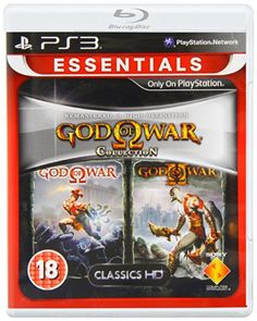 God Of War Collection PlayStation 3 Essentials PS3 -- Continue to the product at the image link. Note:It is Affiliate Link to Amazon.