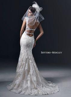 Maggie Sottero 2016: abiti da sposa sexy con scollature sulla schiena - Matrimonio.it: la guida alle nozze