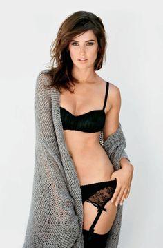 Cobie Smulders for Maxim, December 2010