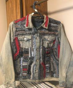 Denim Vintage, Streetwear, Estilo Denim, Sewing Shirts, Denim Handbags, Mode Jeans, Denim Ideas, Jeans Denim, Altering Clothes