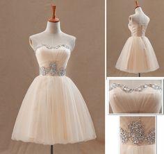 Custom Made Short Prom Dresses, Cocktail Dresses, Party Dresses, Homecoming Dresses