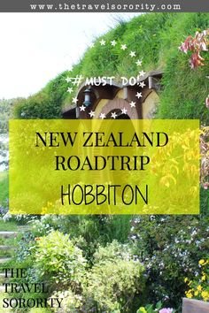 Fan of the films or not, Hobbiton is truly magical. As we walked through the green hills, passing streams and little Hobbit houses I was transported to a mystical land.